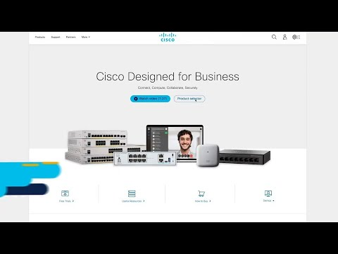 Cisco Designed: Simple and Secure Solutions for Small Business
