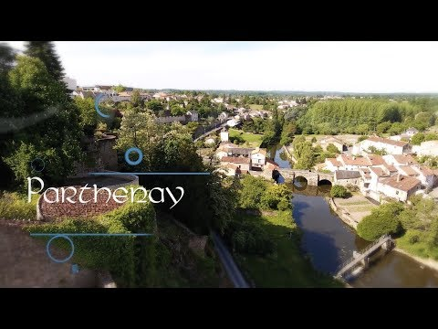 Drone in 79 #3 Parthenay
