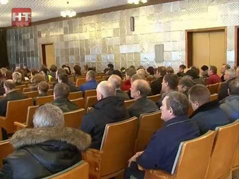 Вопросам транспортного обслуживания населения был посвящен сегодня  областной информационный день в Великом Новгороде