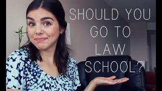 Hey everyone - I'm back with a new video! In this video I'm talking about how to decide whether or not you should go to law school. Hope you enjoy! :)Instagram: @lovelynneaMusic: THE HAPPY SONG by Nicolai Heidlas Music https://soundcloud.com/nicolai-heidlasCreative Commons — Attribution 3.0 Unported— CC BY 3.0 http://creativecommons.org/licenses/b...Music provided by Audio Library https://youtu.be/cGuaRsXLScQVibe With Me by Joakim Karud http://soundcloud.com/joakimkarudMusic provided by Audio Library https://youtu.be/-7YDBIGCXsYAll of the views expressed in this video are my own, and are not intended to encourage or discourage anyone from going to law school. My opinions are my own, and based on my own experience. You do you!!