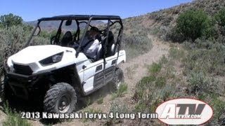 9. ATV Television - 2013 Kawasaki Teryx 4 Long Term Review