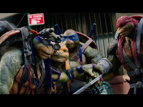 Teenage Mutant Ninja Turtles: Out of the Shadows (TV Spot 'Cowabunga')