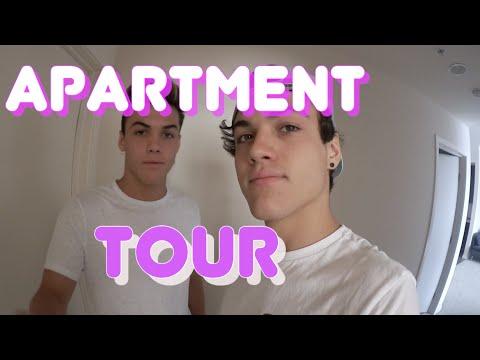 Apartment Tour! : Dolan Twins (видео)