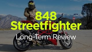 2. Long-Term Review: Ducati Streetfighter 848