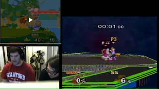 dizzkid direction: Escaping Downthrow-Dair Regrab