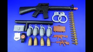 Video Toy gun Realistic Police | Gun toy (6) MP3, 3GP, MP4, WEBM, AVI, FLV Juni 2019