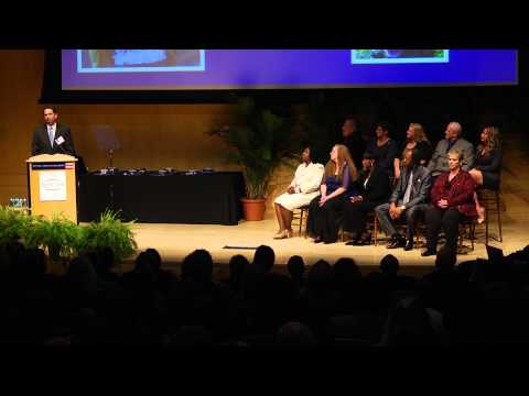2013 Ripple of Hope Winner: Colby Perez