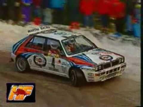 "Community magazine – Tribute to 80&90's Lancia's ""Rally Weapon"" Delta Integrale"