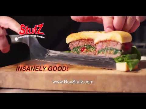 Видео Телемагазин - для кухни Bradex Пресс для формирования котлет с начинкой «ОТ ШЕФА»