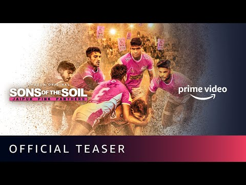 Sons Of The Soil - Official Teaser | Abhishek Bachchan | Alex Gale, Omkar Potdar | Amazon Original