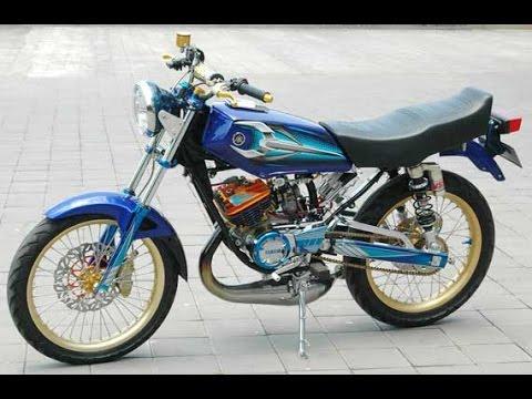 contoh motor rx king modifikasi 2012