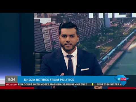 Retired Makhosi Khoza speaks to eNCA