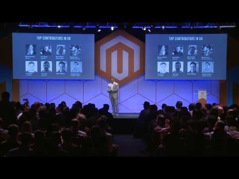 MagentoLive UK 2017 - General Session I