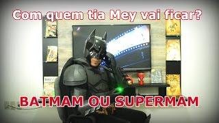 BATMAM VS SUPERMAM A origem da injustiça