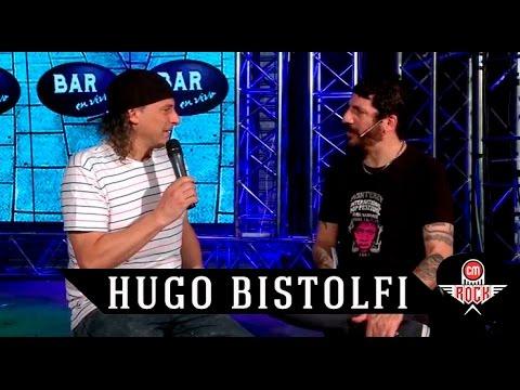 Hugo Bistolfi video Entrevista CM Rock - Noviembre 2016