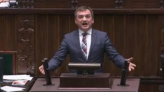 """Ziobro -""""Nasz rząd szanuje reguły i zasady UE"""""""