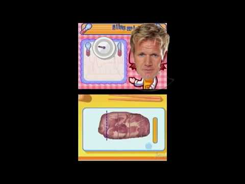 Cooking Mama But With Gordon Ramsay Insults