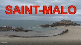 Saint-Malo France  City pictures : The ancient walled city of Saint-Malo