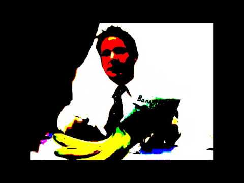 tally hall's banana man but it's bass boosted