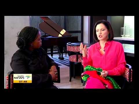 67 blankets for Mandela Day