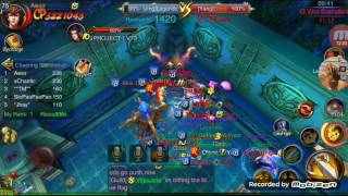 Download Video Gods Vs Legends (Guild War)  s4 Loong Craft MP3 3GP MP4