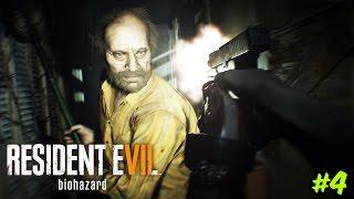 MANYAK ADAM!!  Resident Evil 7: Biohazard #4 [Türkçe]