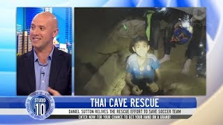 Video What We Didn't See From The Thailand Cave Rescue | Studio 10 MP3, 3GP, MP4, WEBM, AVI, FLV Maret 2019