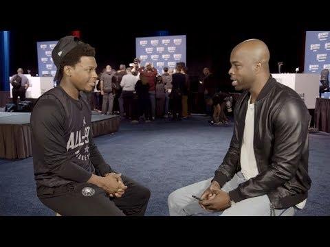 Video: Alvin Williams & Kyle Lowry talk Steve Nash, maturing with Raptors