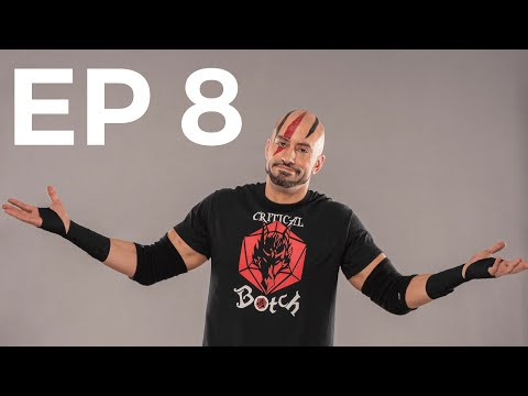 AEW DnD Critical Botch - Episode 8 - Enter Meatman