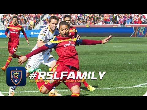 Video: Real Salt Lake vs LA Galaxy | 2014 Rewind