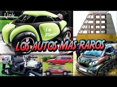Video Los Autos Mas Raros y Extraños del Mundo download in MP3, 3GP, MP4, WEBM, AVI, FLV January 2017