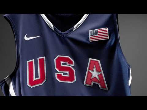 Nike Basketball 2010 Media Summit   Nike Basketball: USA Hyper Elite Uniform | Kevin Durant
