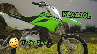 9. I Fixed Up The KLX110L! It Looks AMAZING Now...