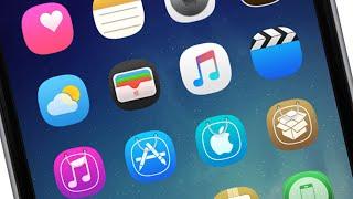iOS 8 Cydia Theme: Ace iOS 9, ios 9, ios, iphone, ios 9 ra mat