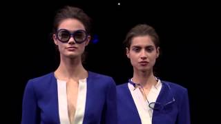 Emporio Armani - 2015 Spring Summer Womenswear Collection