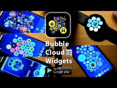 , title : '[v1.16] Bubble Cloud Widgets for Android Wear & Launcher Home screens'