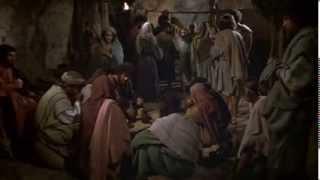 Прича о животу и времену Исуса Христа (Сина Божијег). Према Јеванђељу по Луки. (Србија, Источна Европа) српск...