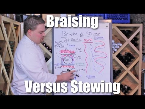 What's The Difference Between Braising And Stewing?