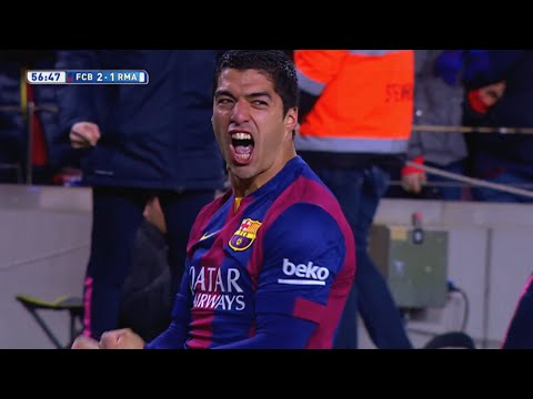 Luis Suarez vs Real Madrid (H) (La Liga) 2014/15 HD 720p By LuisSuarez9i