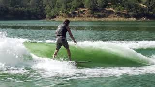 5. 2018 Centurion Fi23 - Wakesurfing Review