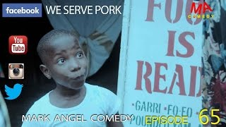 WE SERVE PORK