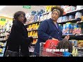 Download Lagu The Pooter - Farting on People at Walmart -