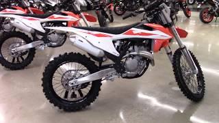 9. 2019 KTM SX - 350 F - New Dirt Bike For Sale - Elyria, OH