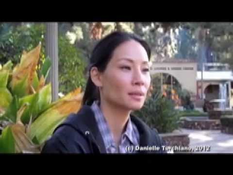Lucy Liu Speaks about Stuyvesant and Acting