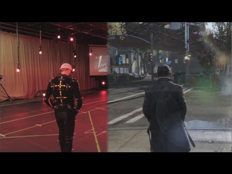 New Watch Dogs Video Shows Off Motion Capture Process, Gameplay