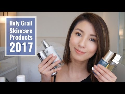 上半年度保養大賞 Holy Grail Skincare Products 2017