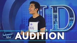 Video Youtuber Ini Berhasil Mendapat Golden Ticket! - AUDITION Indonesian Idol 2018 MP3, 3GP, MP4, WEBM, AVI, FLV Juli 2018