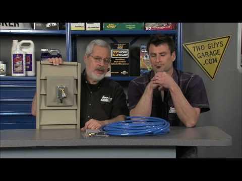 RapidAir Compressed Air Master Kit