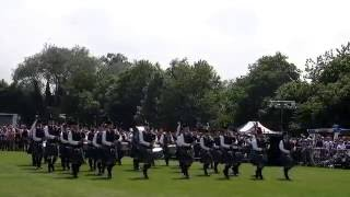 Inverary United Kingdom  city photos : Inverary & District Pipe Band - UK Championships 2016 - MSR