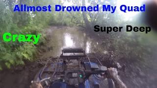 10. Muddling My Kodiak 450 4x4 II Super Deep Mud II Crazy